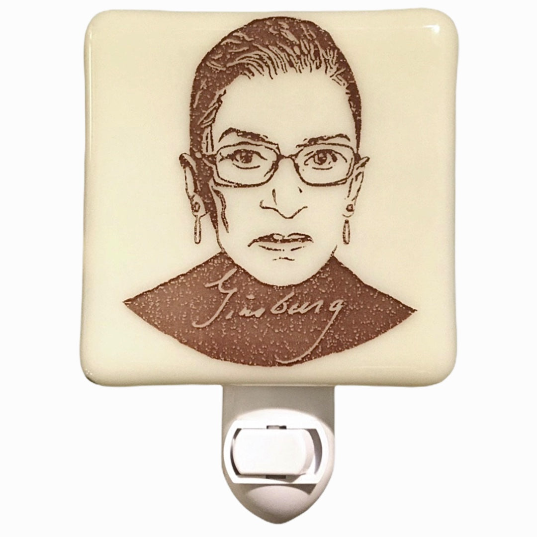 Ruth Bader Ginsburg RBG Night Light