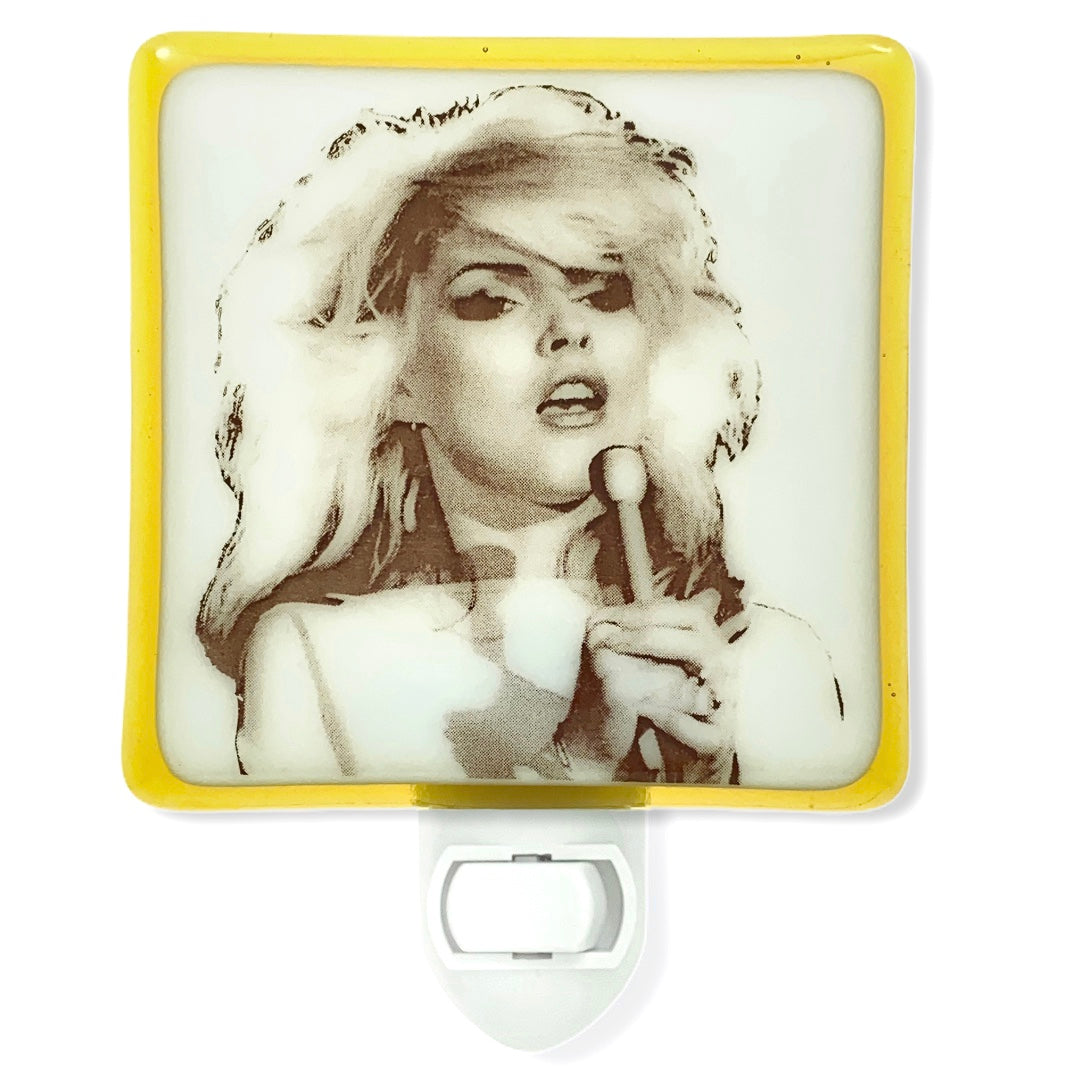 Debbie Harry Blondie Night Light
