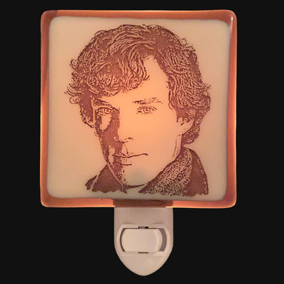 Benedict Cumberbatch Sherlock Night Light