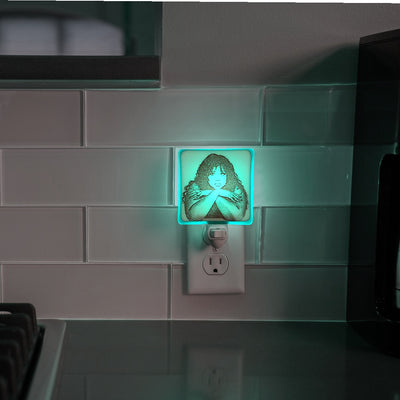 Lizzo Engraved Sketch Night Light