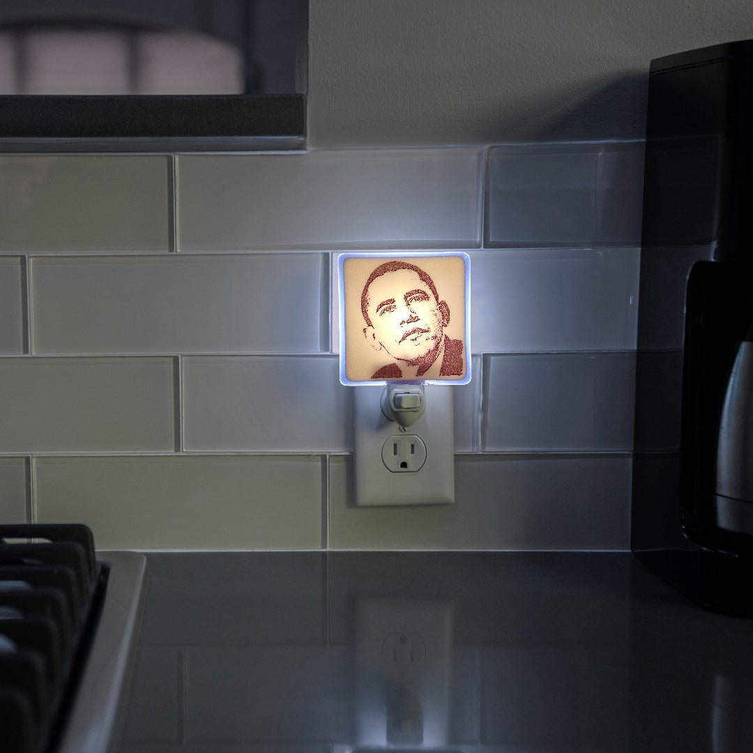 Barack Obama Night Light