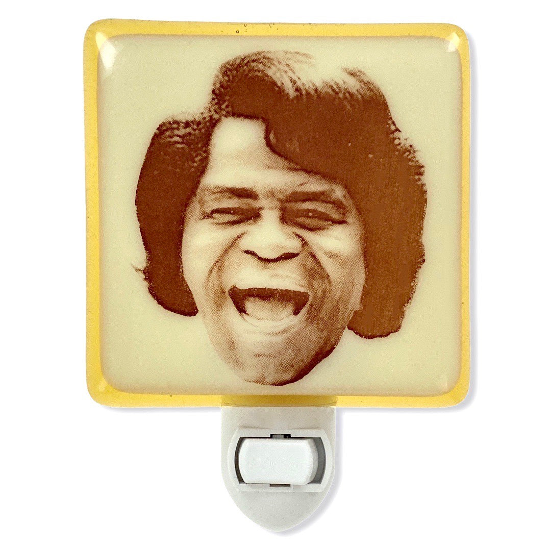 James Brown Night Light
