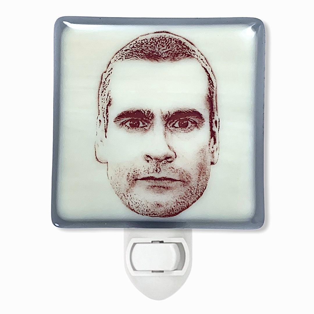 Henry Rollins Night Light