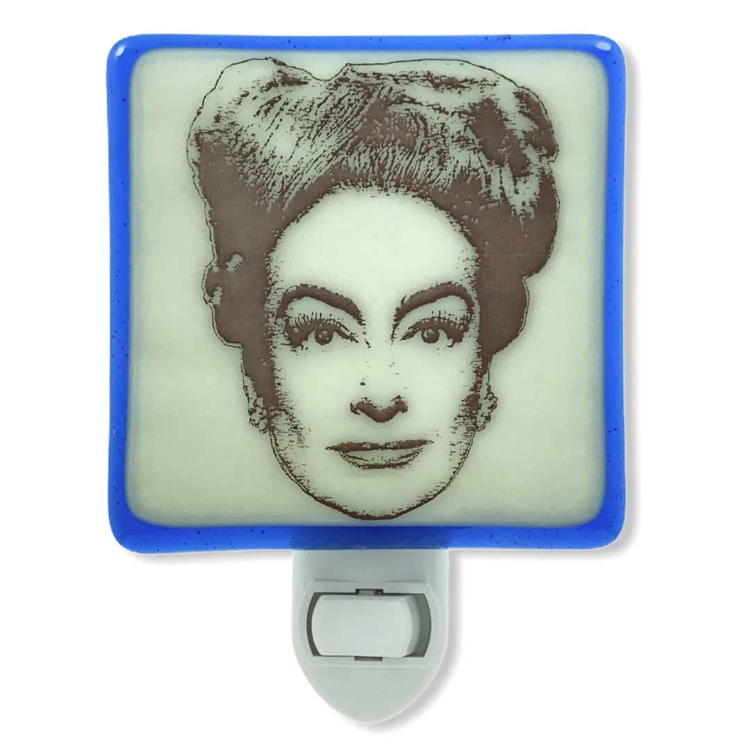 Joan Crawford Night Light