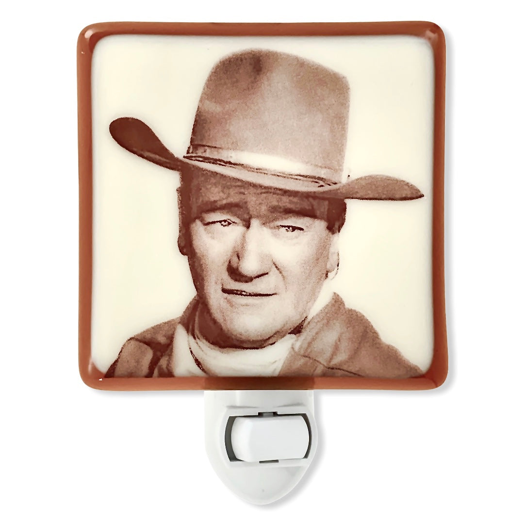 John Wayne Night Light