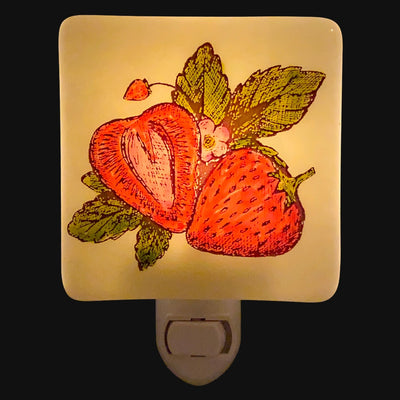 Strawberry Night Light