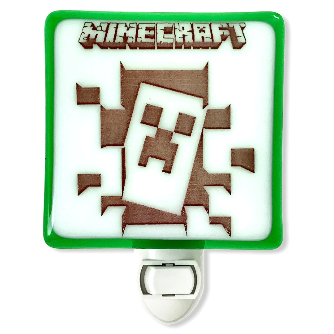 Minecraft Night Light