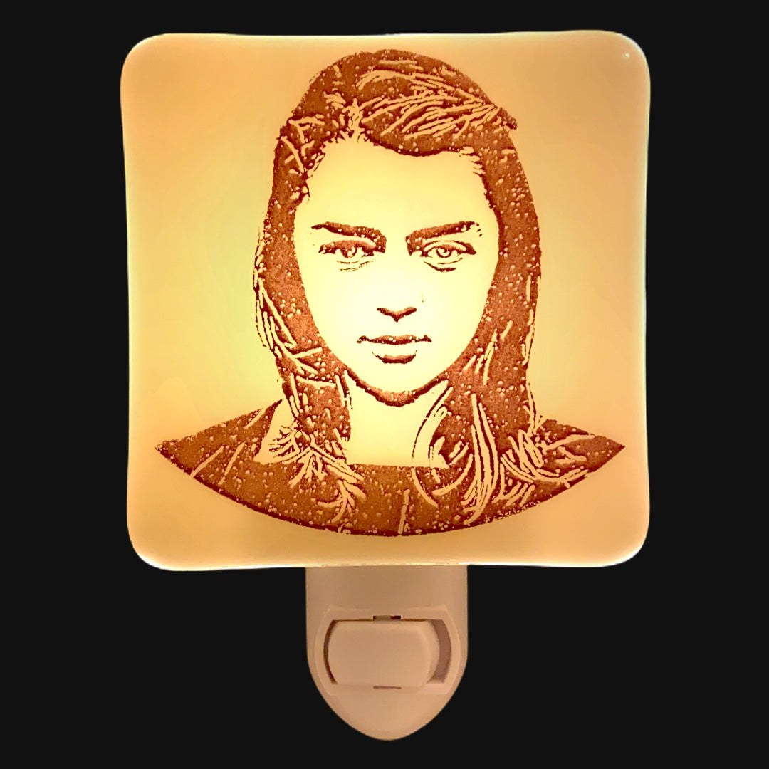 Game of Thrones - Arya Stark Night Light