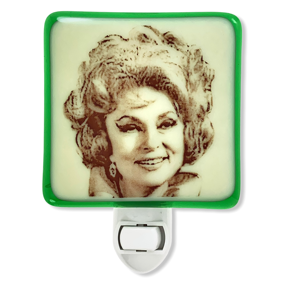 Bewitched Endora Agnes Moorhead Night Light