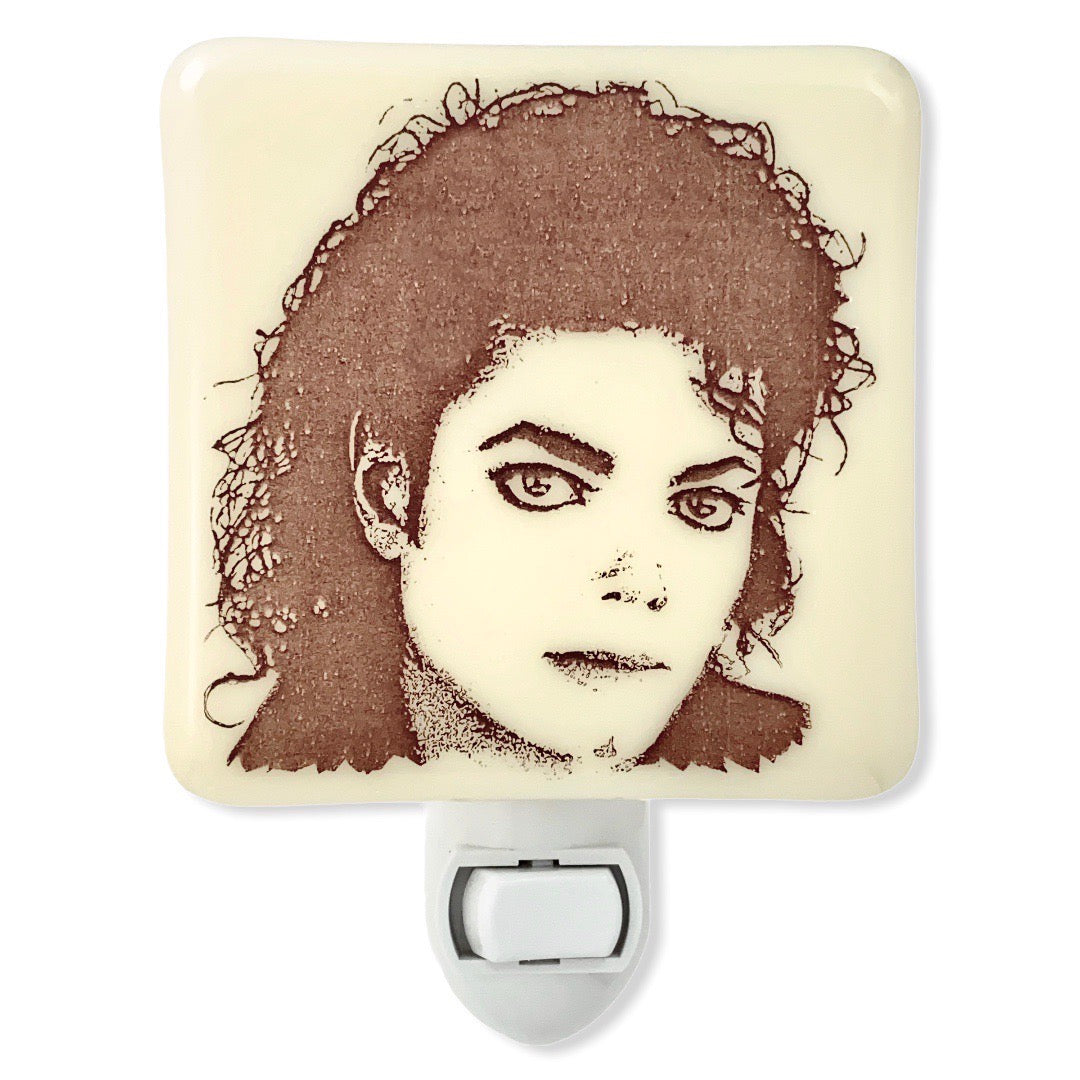 Michael Jackson Night Light