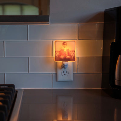 Napoleon Dynamite in Suit Night Light