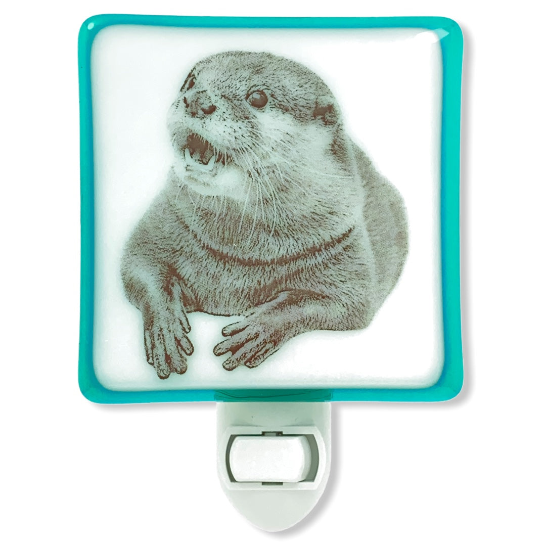 Baby Otter Night Light