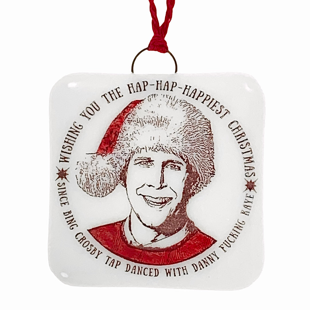 Christmas Vacation - Clark Griswold - Chevy Chase Ornament