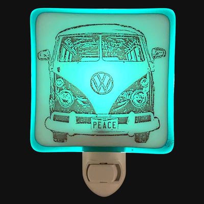 Volkswagen VW Bus Peace Night Light