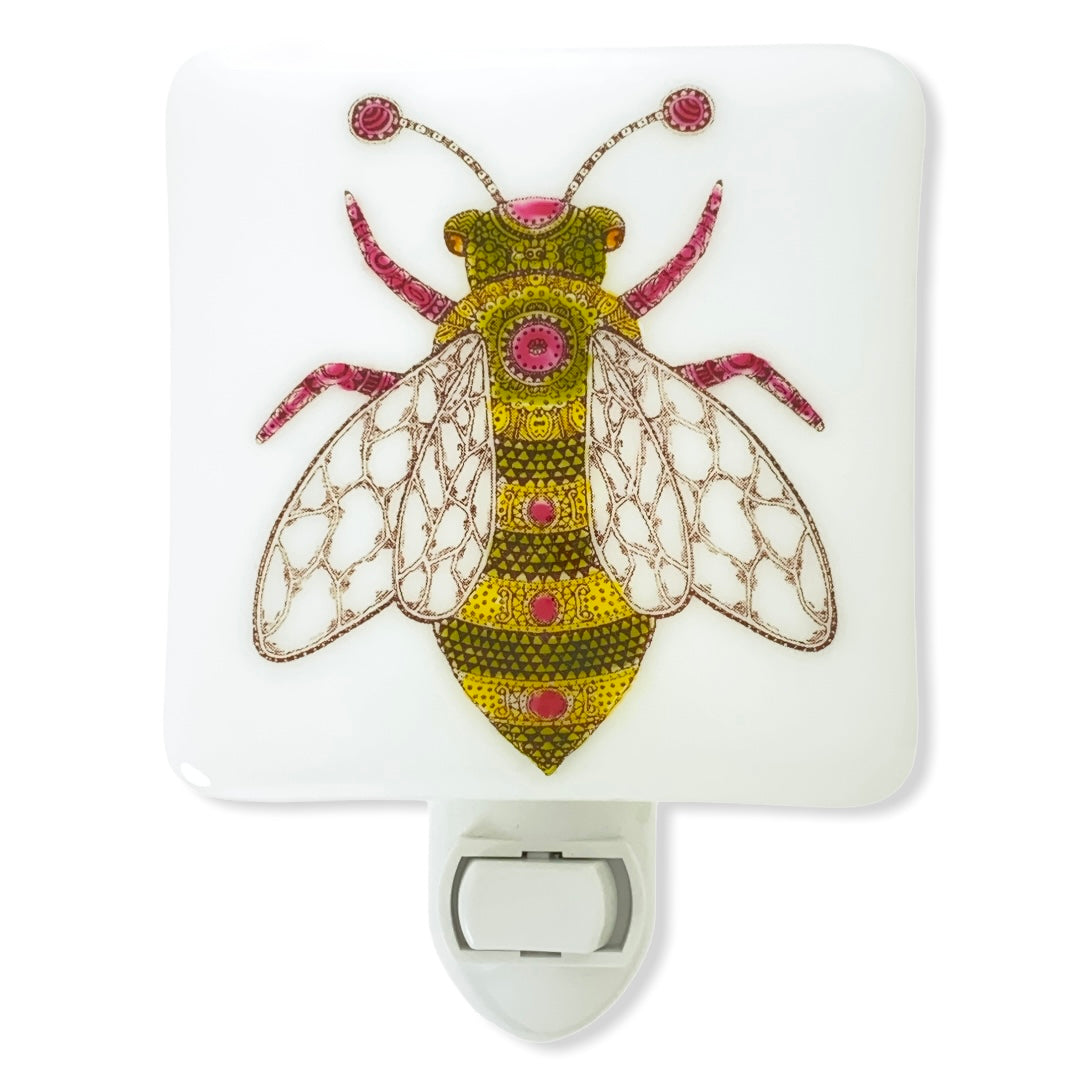 Colorful Cute Bug Night Light