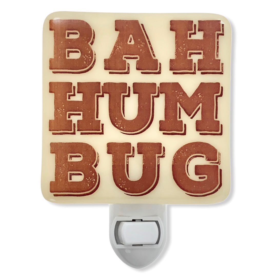 Bah Humbug Night Light