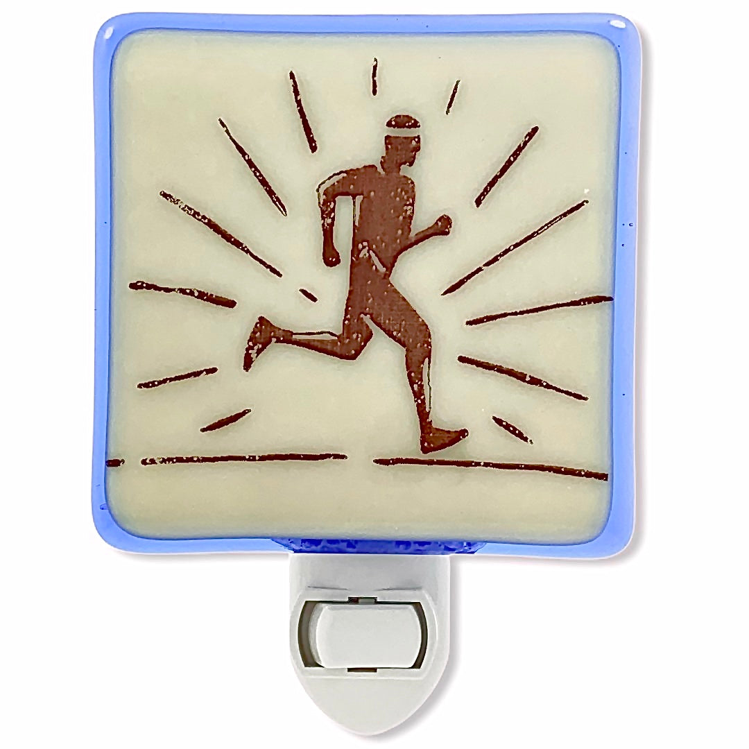 Runner Male Night Light
