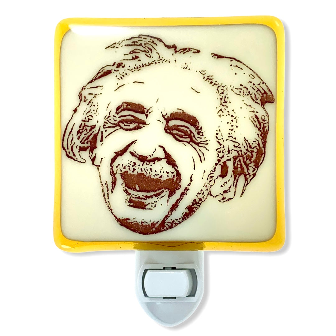 Albert Einstein Night Light