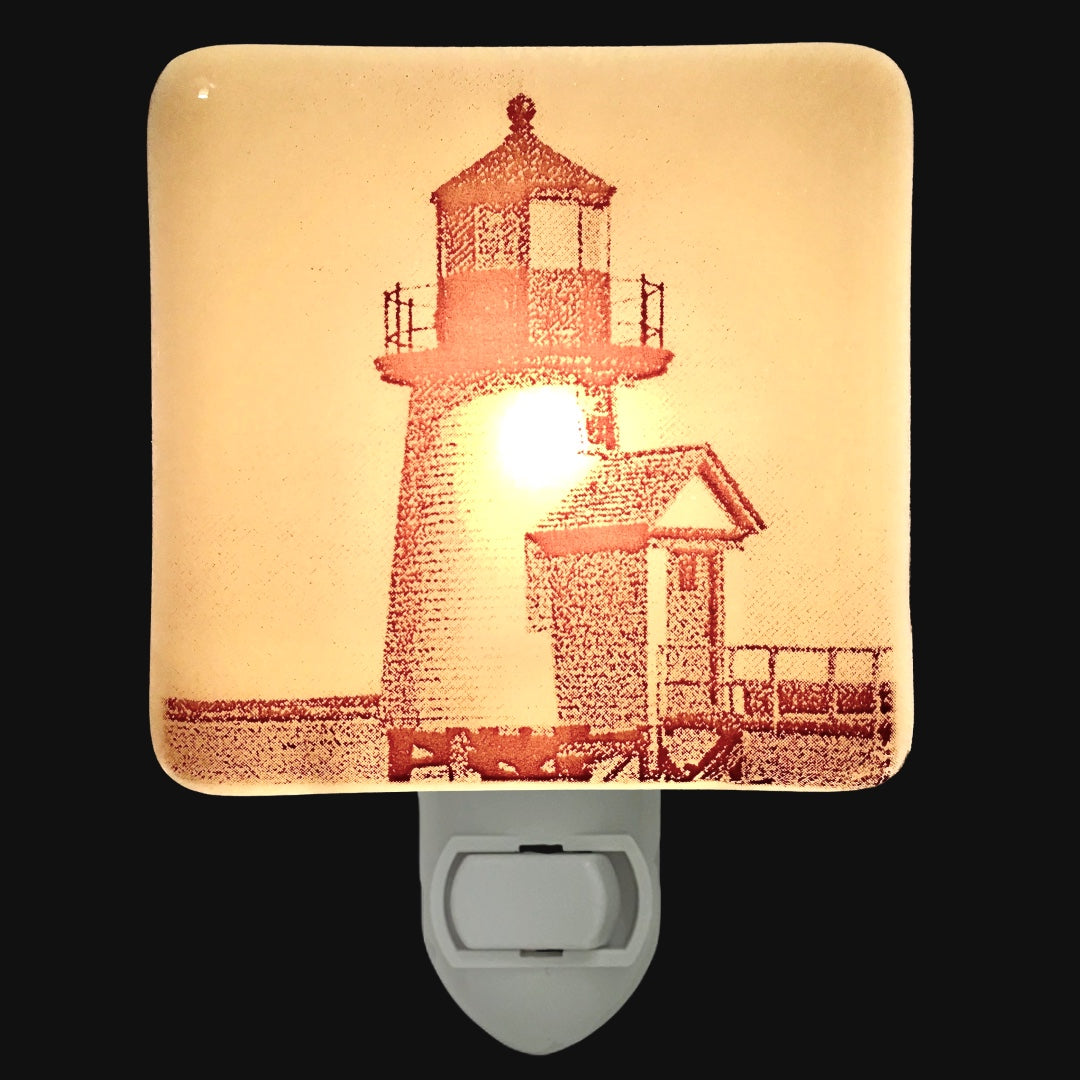 Nantucket Lighthouse Night Light