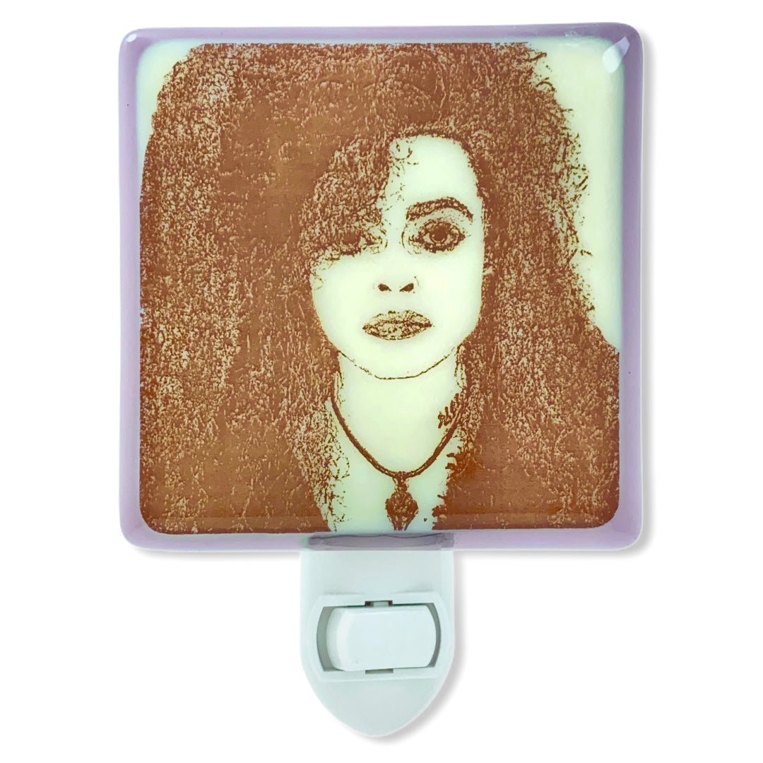 Bellatrix Lestrange - Harry Potter Night Light