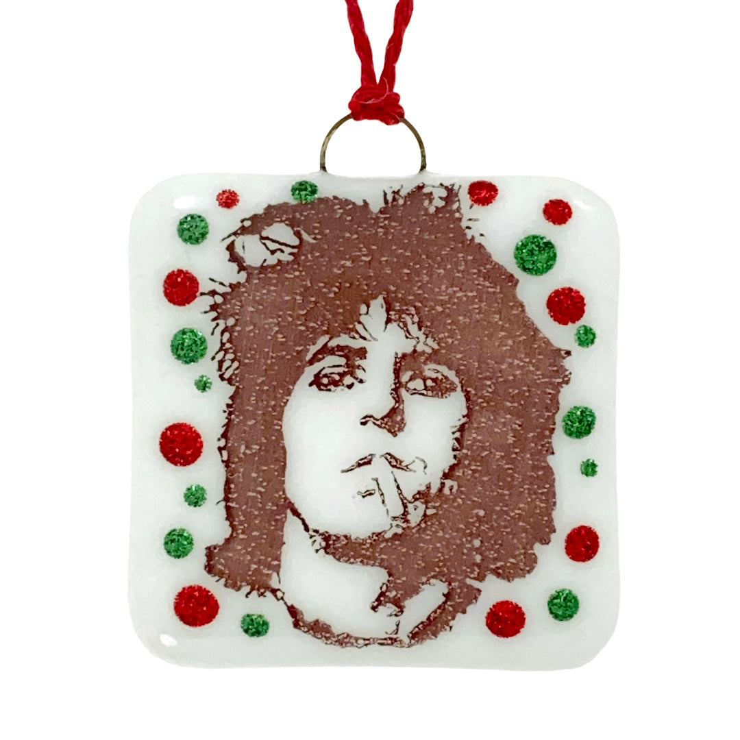 Rolling Stones - Keith Richards Ornament