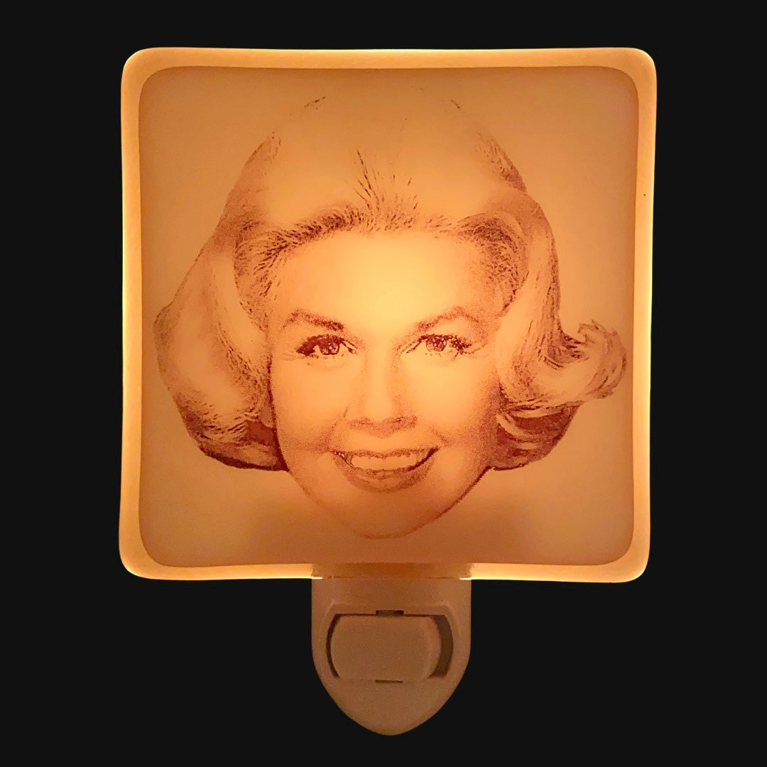 Doris Day Night Light