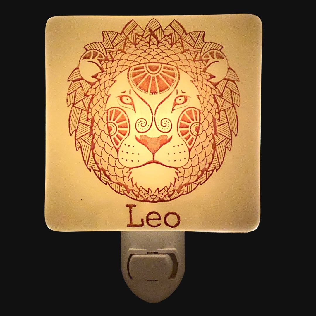 Zodiac Mandala Night Light