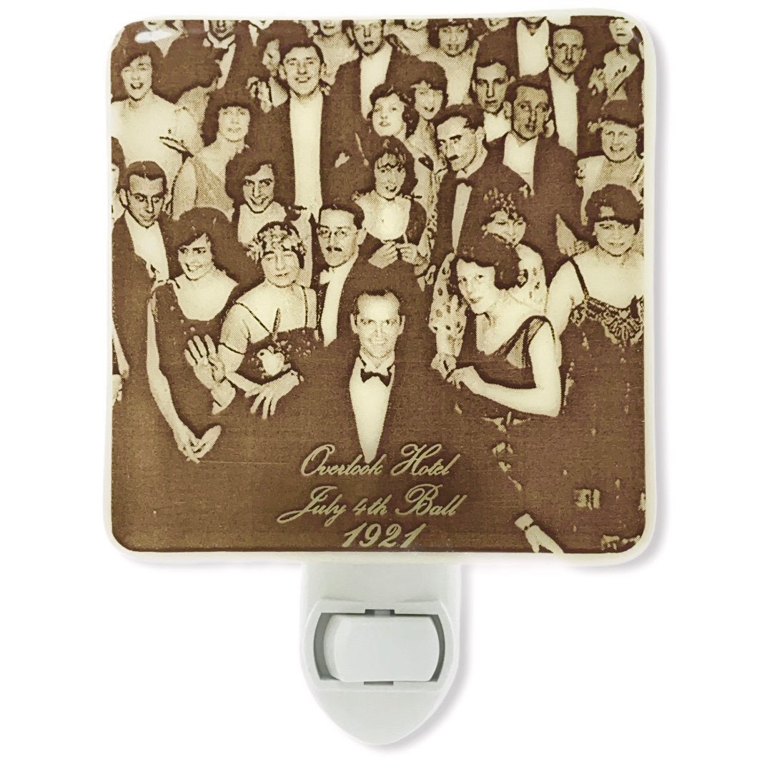 The Shining - July 4th Ball Photo Night Light