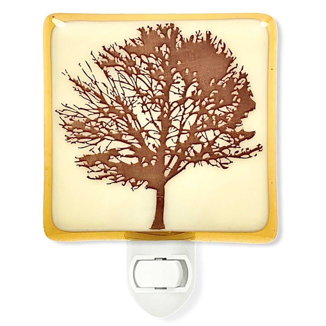 Tree Silhouette Night Light