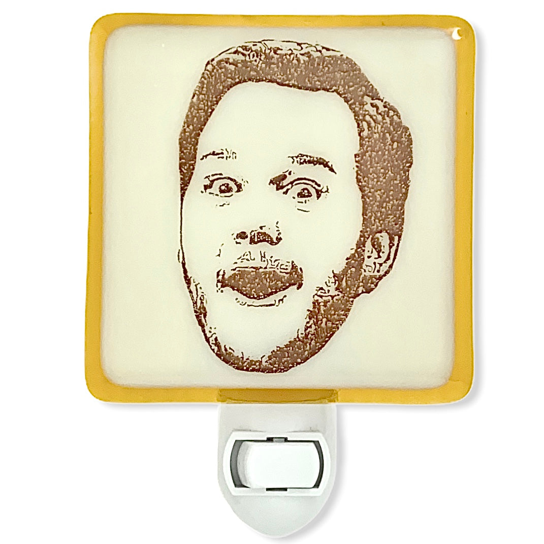 Parks and Recreation - Andy Dwyer Chris Pratt Night Light