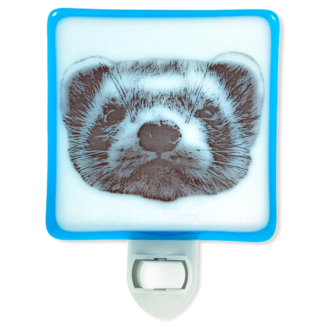 Ferret Face Night Light