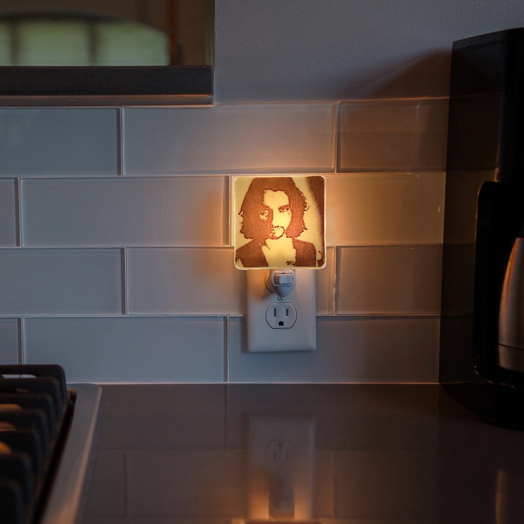 Dave Gahan Depeche Mode Night Light
