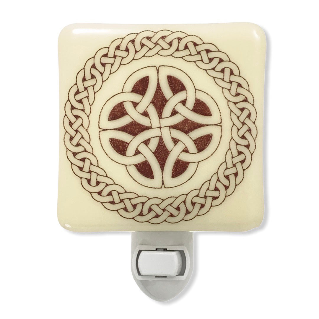 Celtic Knot Night Light