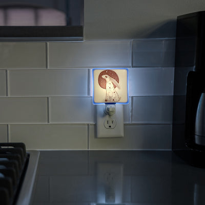 Boho Bunny Rabbit Zodiac Constellation Night Light