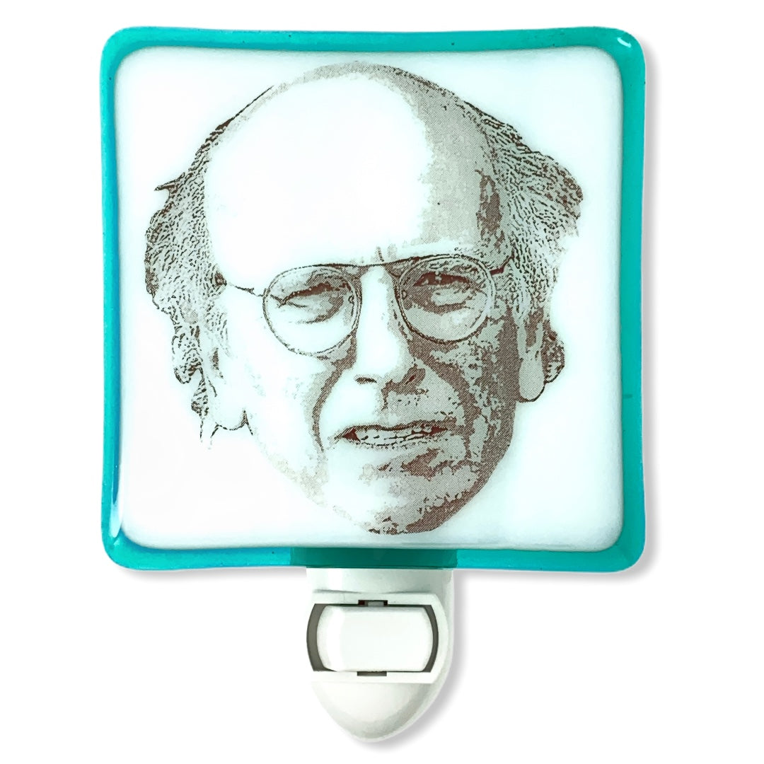 Larry David Curb Your Enthusiasm Night Light
