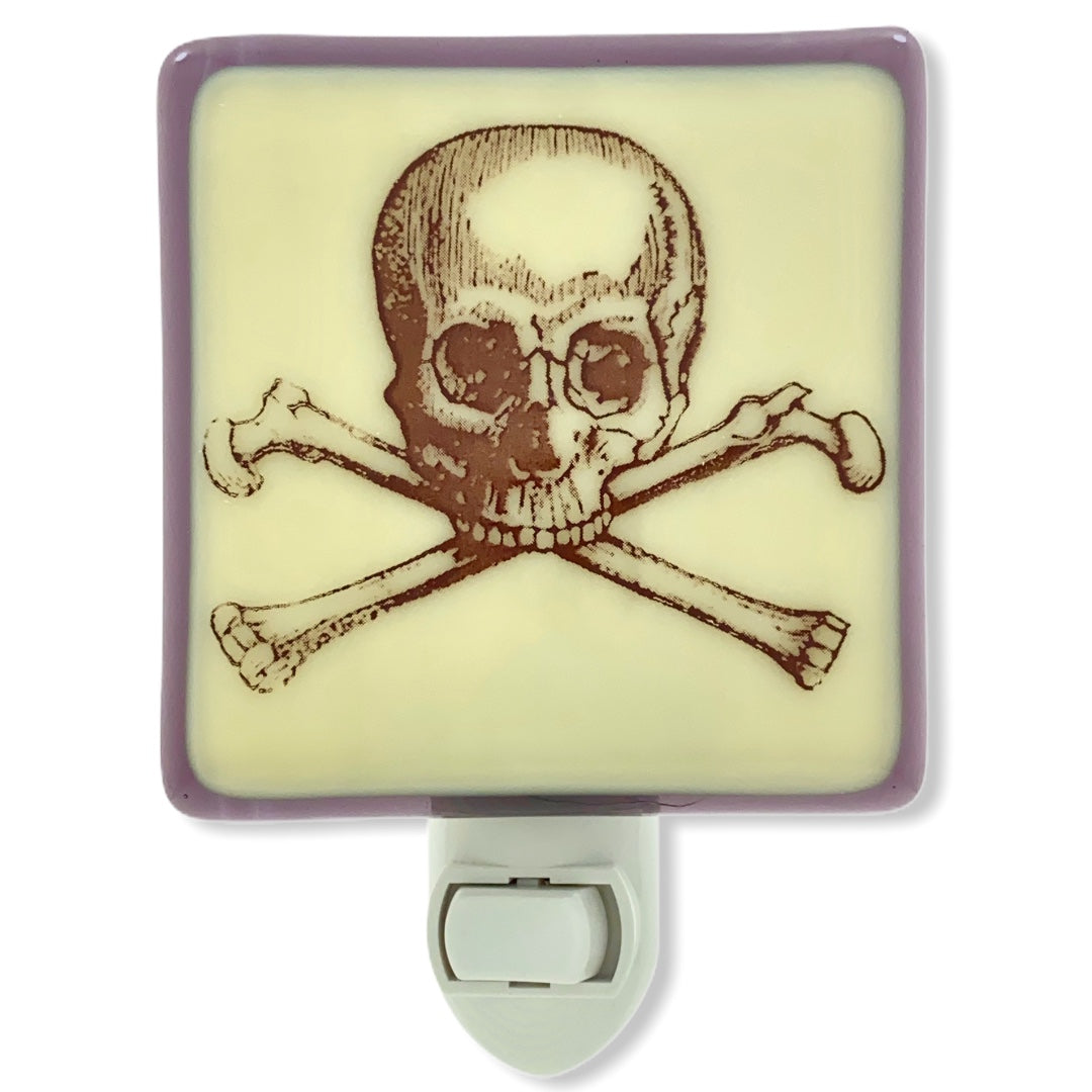 Skull and Crossbones Night Light