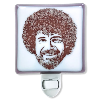 Bob Ross Night Light