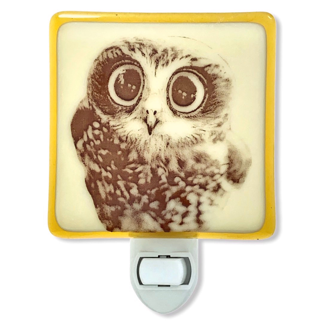 Owl Baby Night Light