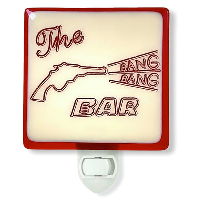 Twin Peaks - Roadhouse Bang Bang Bar Night Light