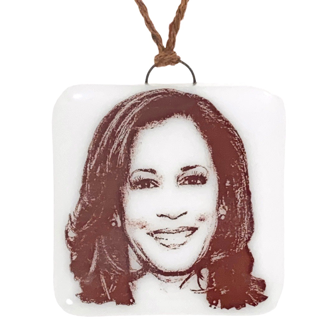 Kamala Harris Ornament