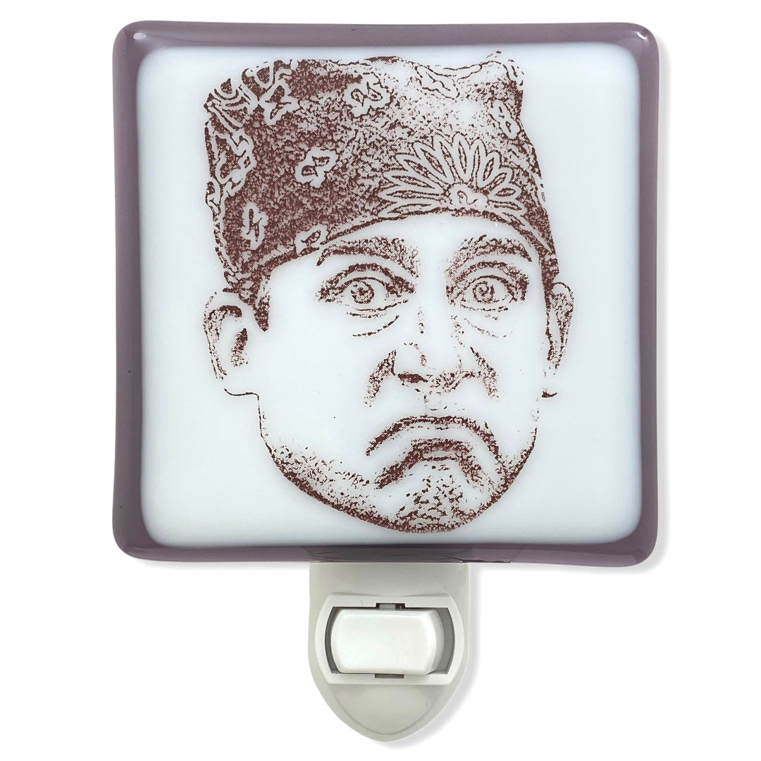 "The Office - Michael Scott ""Prison Mike"" Night Light"