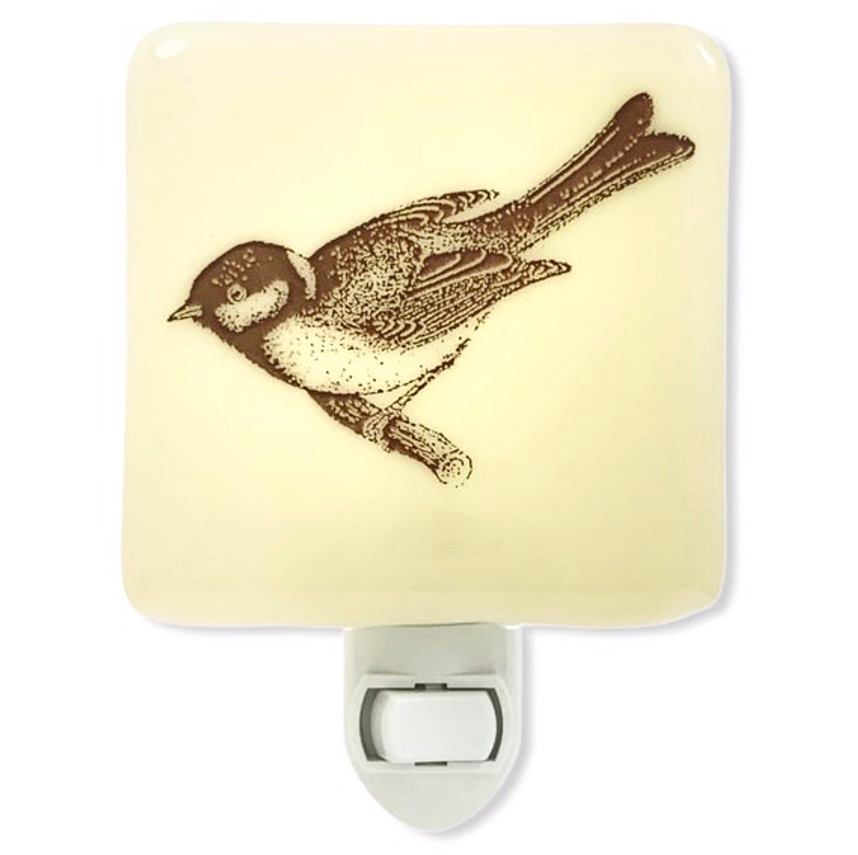Vintage Bird Night Light