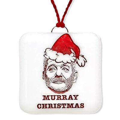 "Bill Murray ""Murray Christmas"" Ornament"