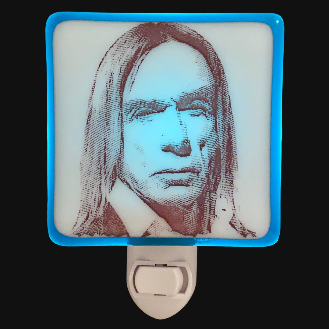 Iggy Pop Night Light