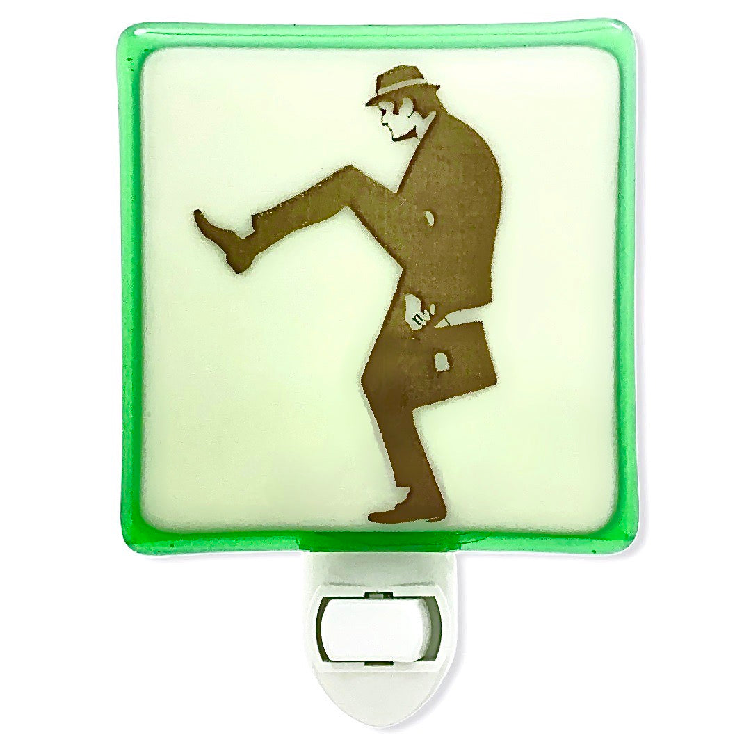 Monty Python's Flying Circus Ministry of Silly Walks Night Light