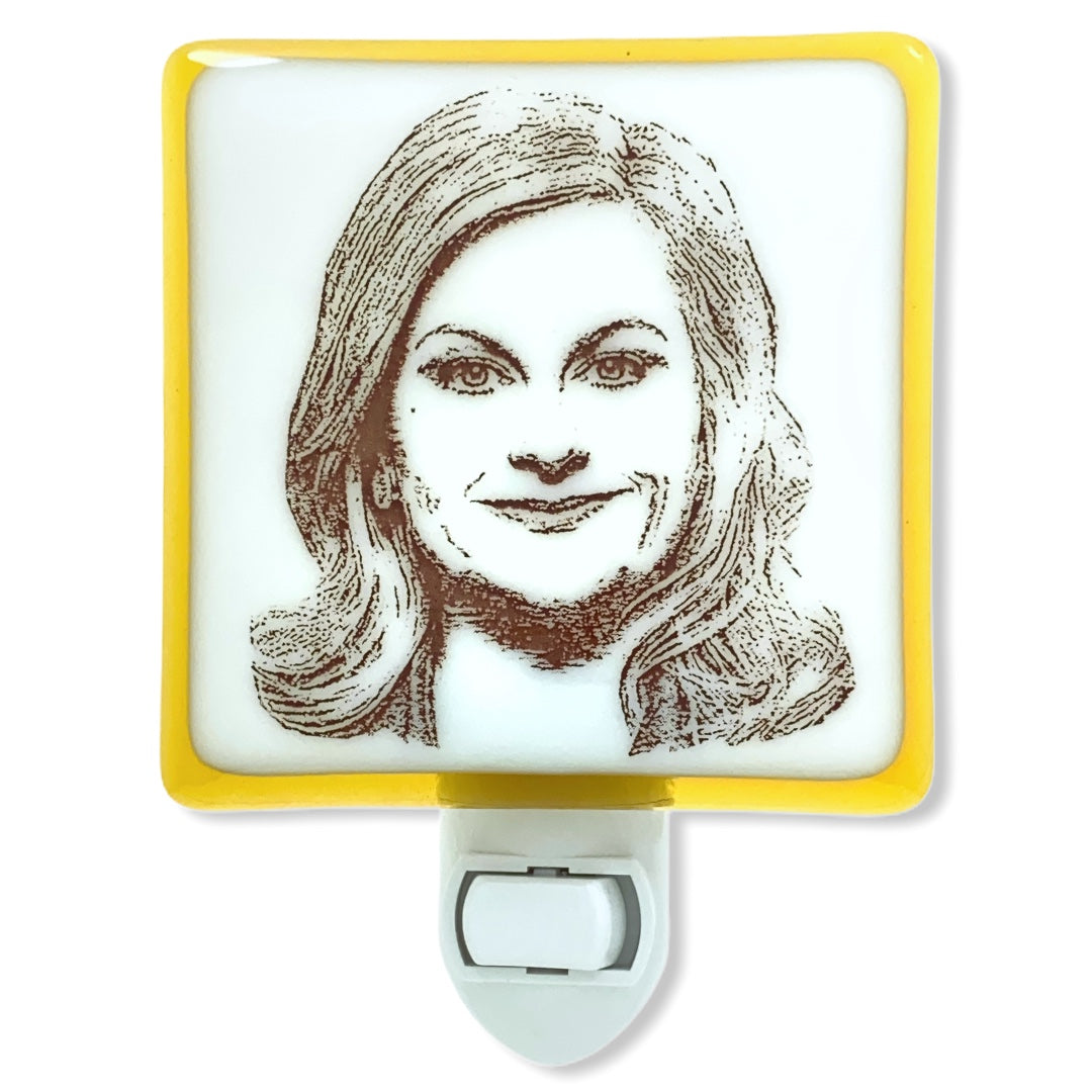 Parks and Recreation - Leslie Knope Night Light