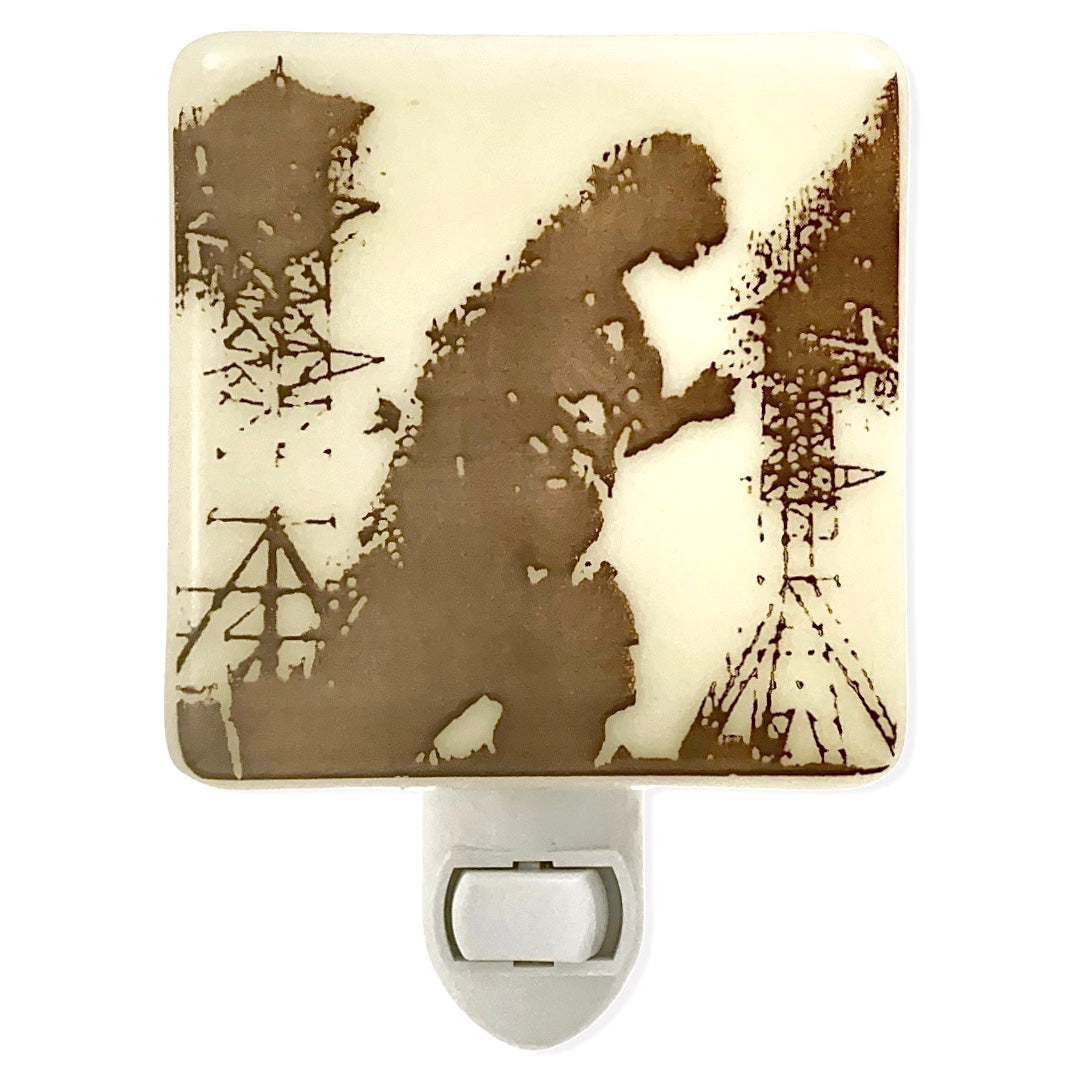 Godzilla Night Light