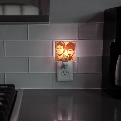 Hall and Oates Night Light