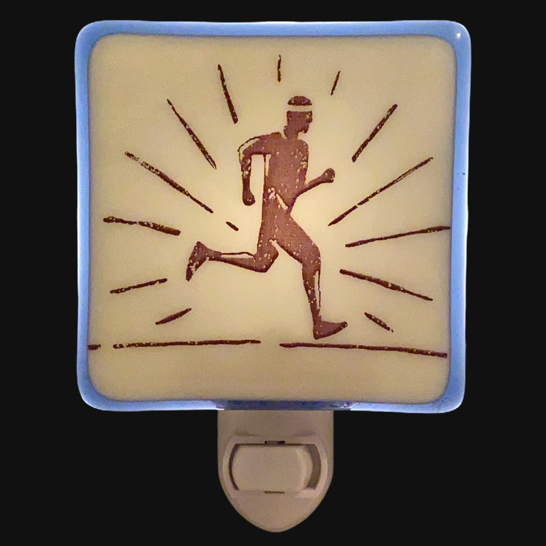 Running Man Night Light