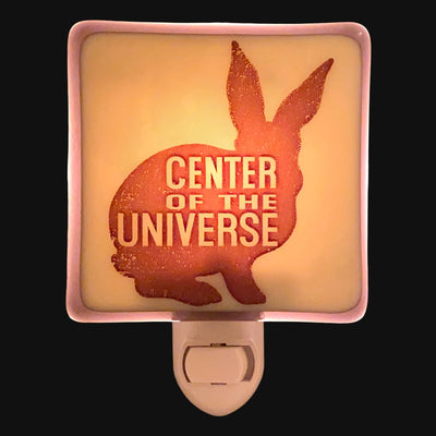 Rabbit Hash Kentucky Center of the Universe Night Light